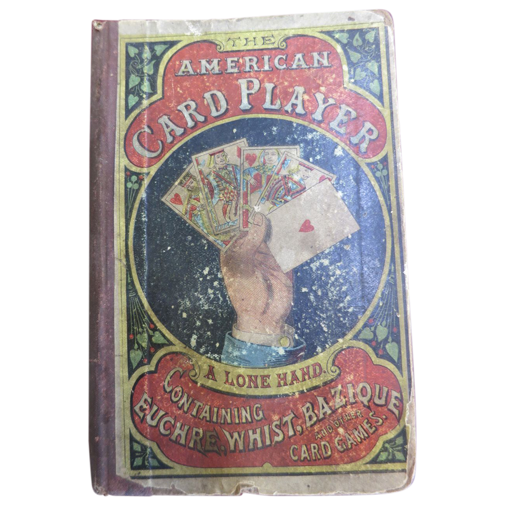 The American Card Player Book by Dick & Fitzgerald 1881