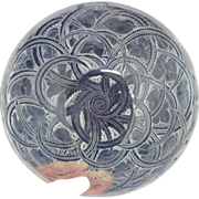 Beautiful Lalique Pinsons Bowl