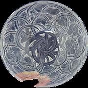 Beautiful Lalique Pinsons Bowl