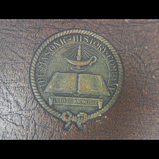 Encyclopedia of Freemasonry, 1921