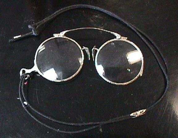 14k Ladies' Victorian Glasses with Original Case