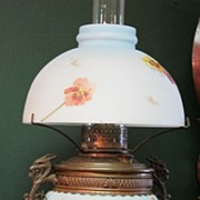 Smith Bros. Oil Lamp Convert to Electric