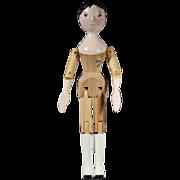 Peg Wooden Doll Big Sister, Ltd. Signed Faye 1978 NIB, Woman