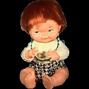 Charlot Byj Doll 2908 for W. Goebel 1962