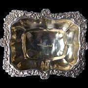 Russian 84 Silver Salt Cellar, 1871