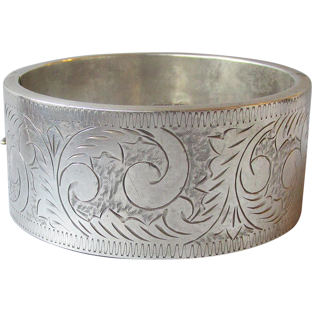 sterling artist bracelet silver bangle photo curtis product jewelry navajo by jennifer stamped bangles native bracelets larger large american