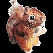 Vintage STEIFF Walt Disney Perri Squirrel