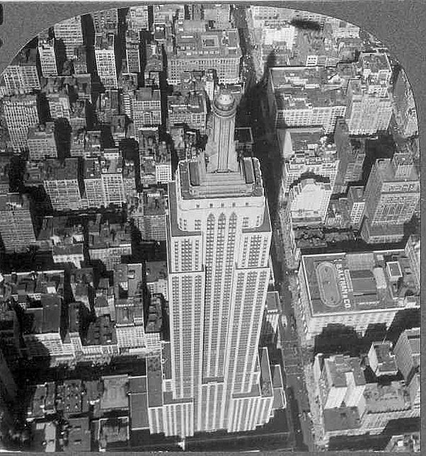 1930s Empire State Building New York City Real Photo