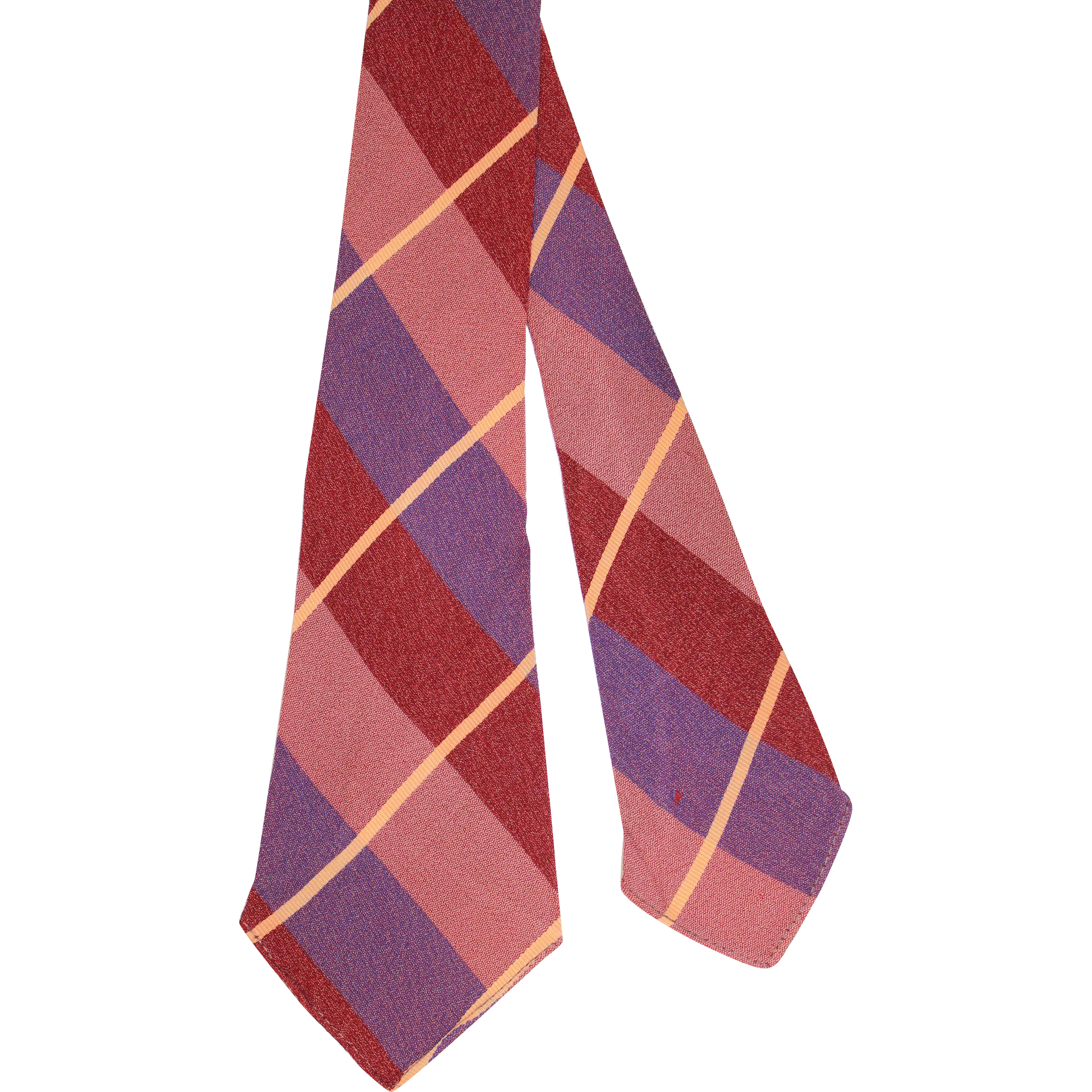 "Vintage 1940s Superba ""Sugar and Spice"" Necktie"