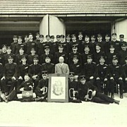 1927: Photo of Fire Brigade