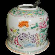 Antique Chinese Porcelain Brush Washer