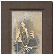 Old Indian Cabinet Photo