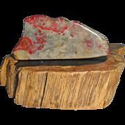 Chinese Scholars Rock Chicken-Blood Stone