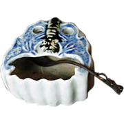Antique Chinese Brush Washer Porcelain.