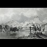 19. Ct Etching of Suzhou – Guang Xi Province in China