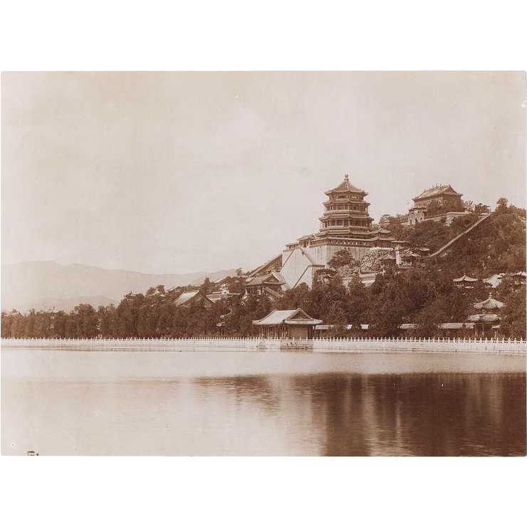 The Summer Palace in Peking photo