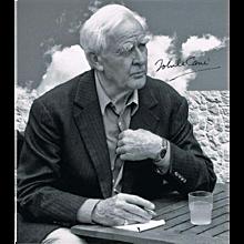 John Le Carré  Signed Portrait Photo CoA
