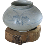 Old charming Korean Vase