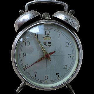 China Cultural Revolution: Hero Brand - Clock