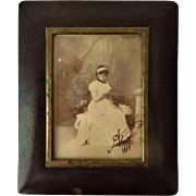 Romanov Alexandra Feodorovna Cabinet Photo from 1888