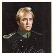 Tenor Rene Kollo Autograph from Vienna