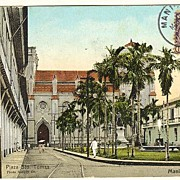 Philippines: Vintage Postcard Manila, 1910