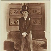 Jackie Coogan - early Ross Photo. 1920s