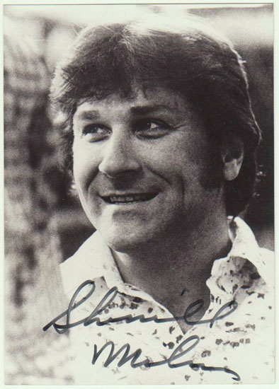 Sherrill Milnes Autograph. Hand-singned Photo. CoA
