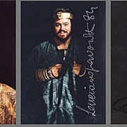 The 3 Tenors: Great Photos with Authentic Autographs.
