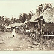 2 old Photos from The Philippines, 1920s