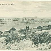 Old Israel Postcard: Atlit