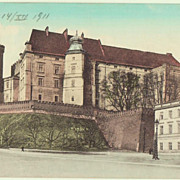 Old Poland, Krakow. 2 vintage Postcards.