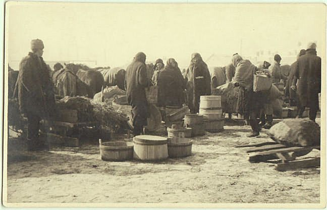 Photo of Russian Market W.W.I.