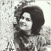 Helen Donath Autograph. Signed Photo. CoA