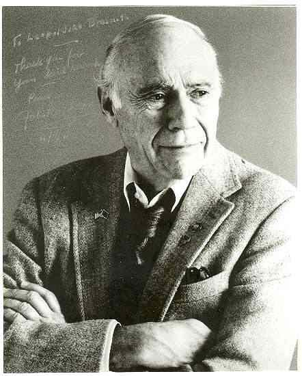 John Randolph Autograph: 8 x 10. CoA