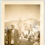 Old Afghanistan: Lot of 4 Vintage Photos