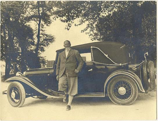 8 x 6 vintage photo of a beautiful Limousine