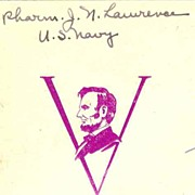 W.W.II.: 2 Patriotic US Covers, Victory Images
