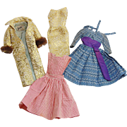 Vintage Barbie Mattel clothes