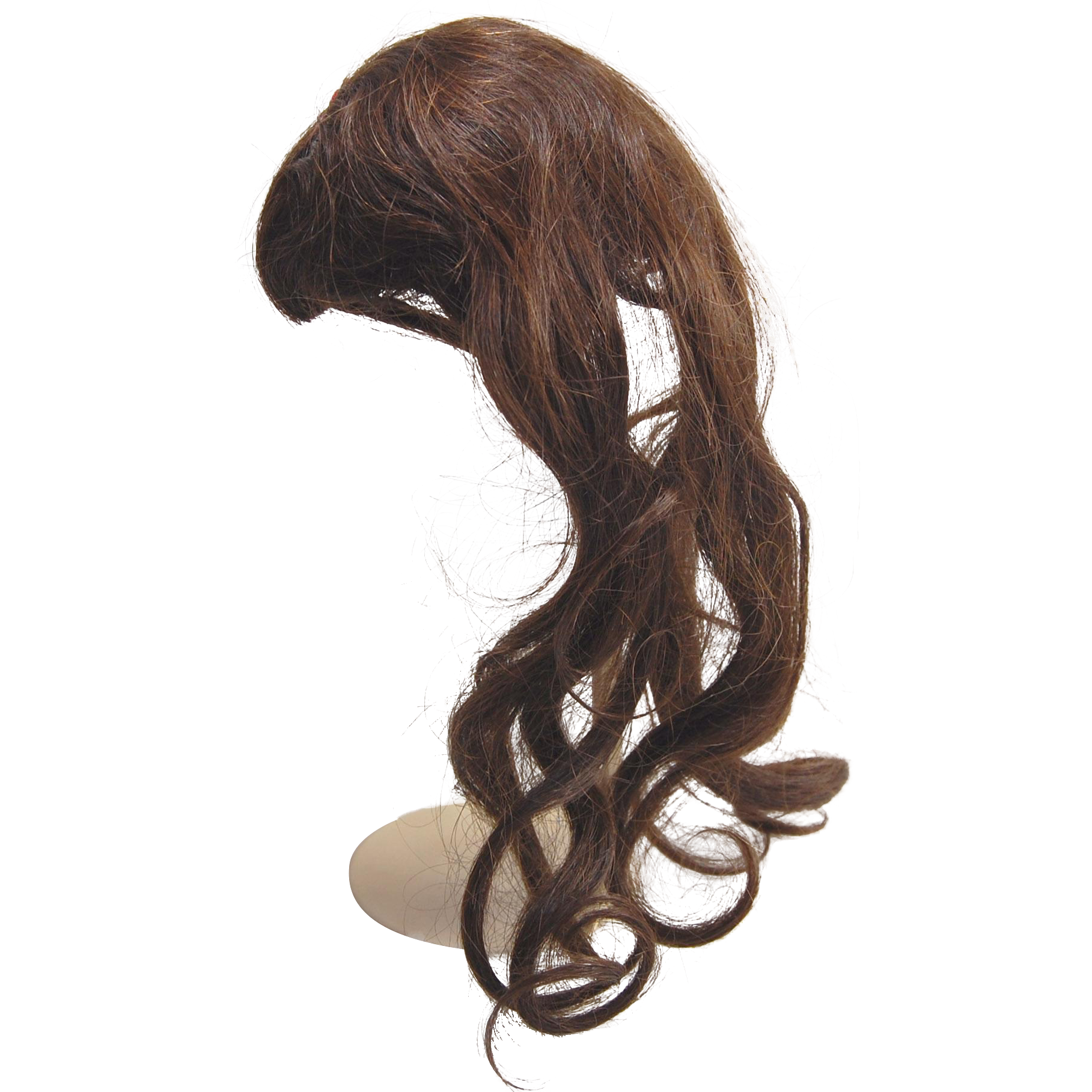 Wigs And Antique Doll 71