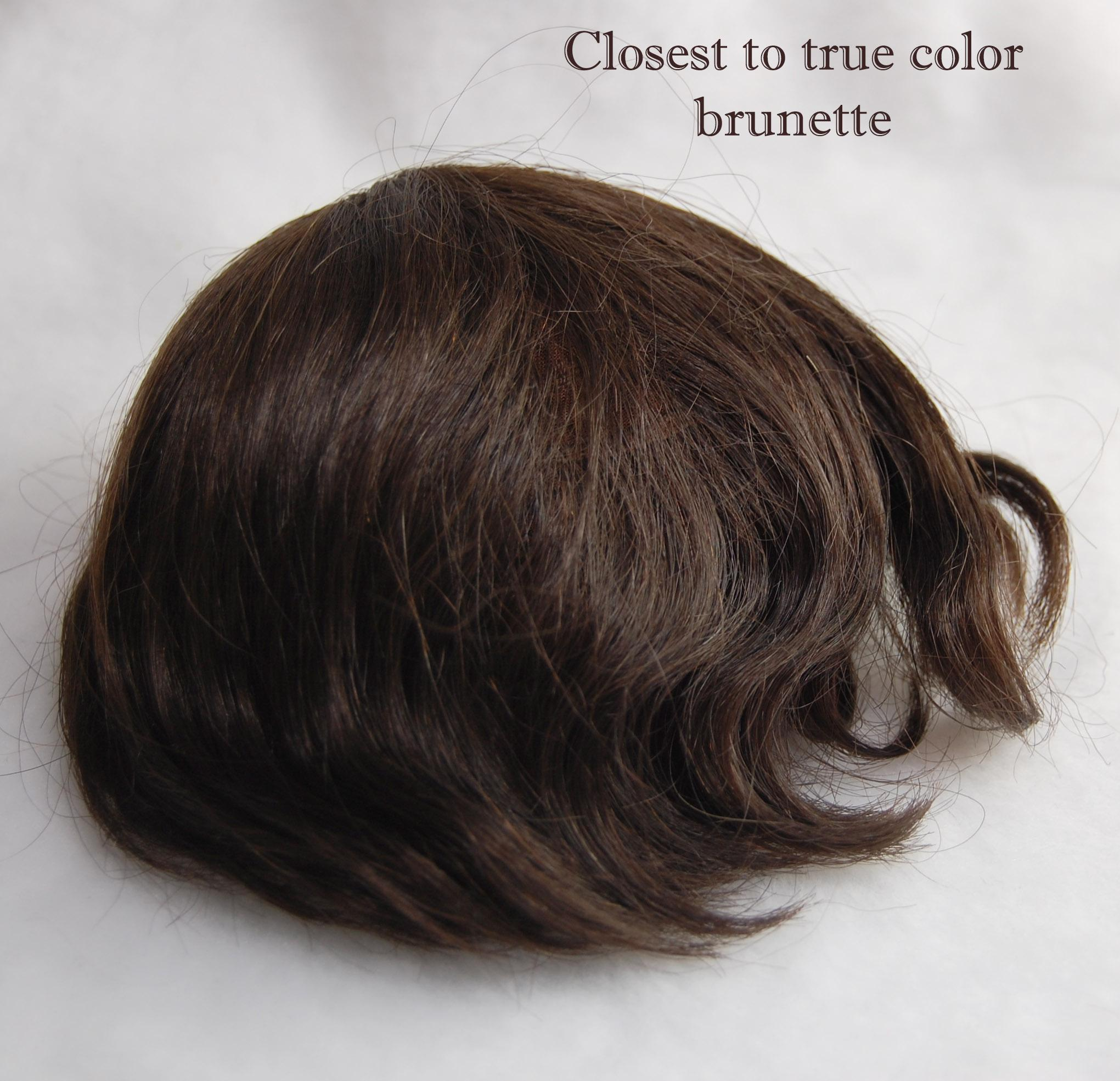Page Boy Human Hair Wig Costume And Wigs