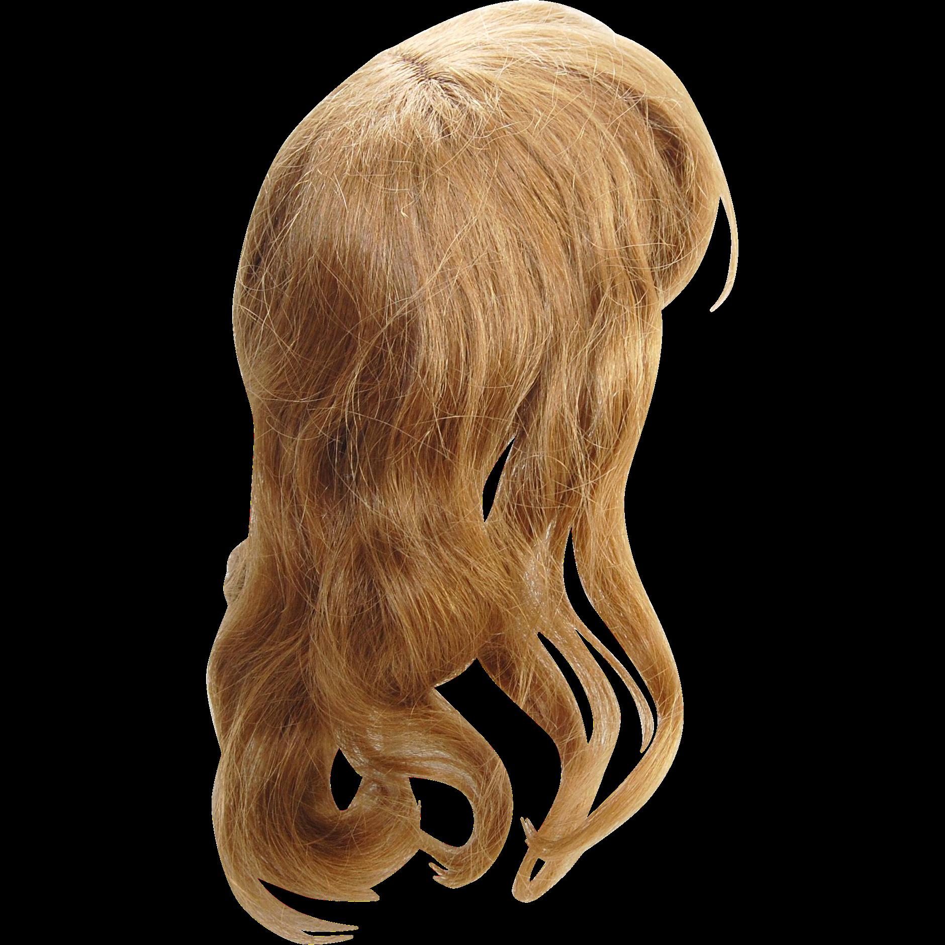 Doll Hair Human Wig 93