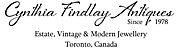 Cynthia Findlay Antiques Estate & Vintage Jewelry logo