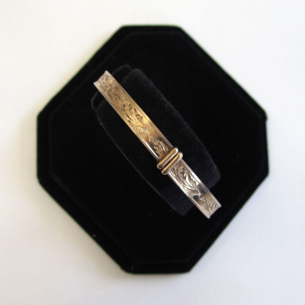 Gold-Filled Child's Adjustable Bracelet