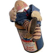 Humpty Dumpty McNess Baby Cereal Can