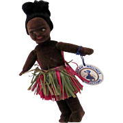 Norah Wellings Island Girl Doll