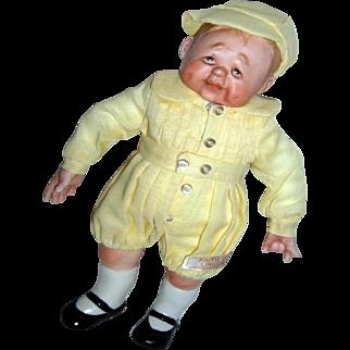 Faith Wick Original doll Peter