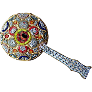 Mosaic Banjo Pin