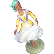 Royal Doulton: West Indian Dancer: Limited Edition