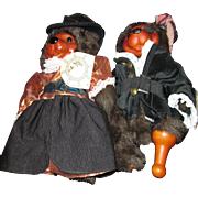 Raikes Bears: Pirates: M'Lady Honeypot and Billy Buccaneer MIB
